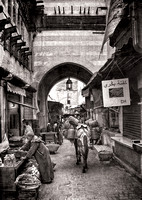 A Quiet Street In the Medina Fes Morocco  6