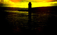 Light Orkney Islands Scotland 5