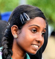 Maldives School Girl 1